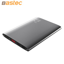 SOLOVE PB03 Power Bank 20000mah LCD Display Fast Charge Battery External Portable Dual USB Ultra Slim Powerbank