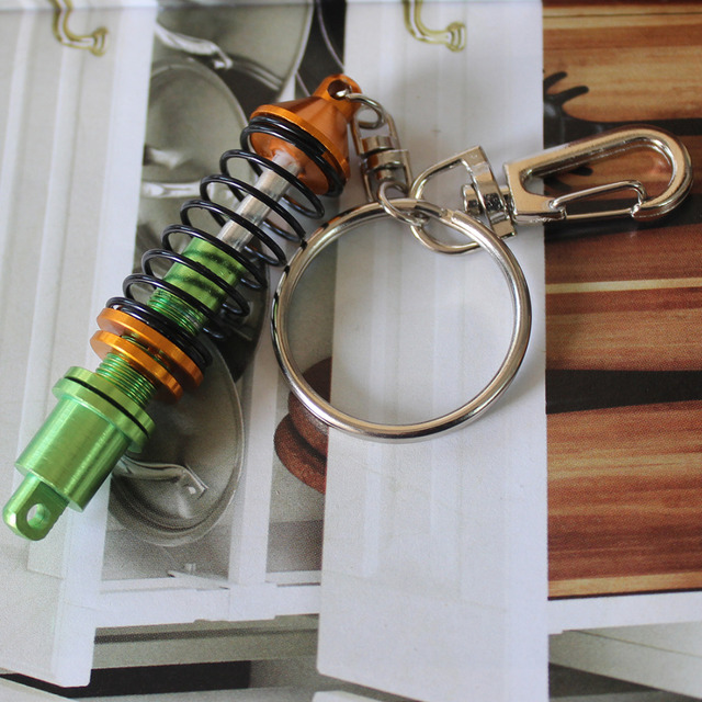 2017 New Car Coilover Keychain