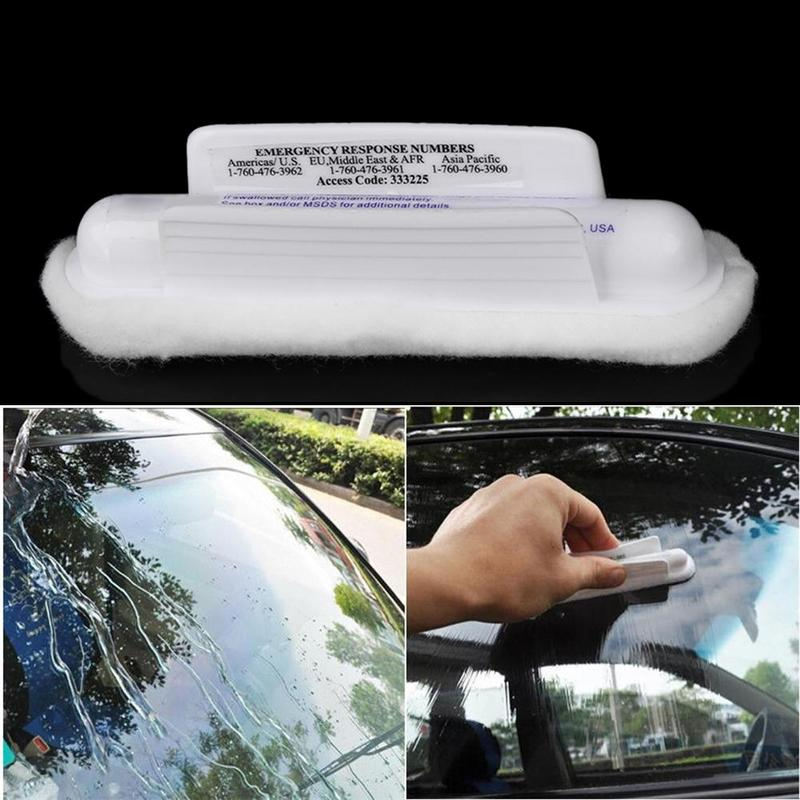 1PC New Useful Car Windows Wipers Windshield Glass Water Rain Repellent Treatments Application Repels Rain Treatments DJE6066