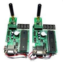 STC89C52 Wireless Development Board подходит для NRF905 аналитическая обучения 1 шт. наборов 2