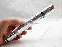 Супер мощный! Зеленый Лазерные указки МВт 532nm 500 Вт 5000000 м фонарик фокус горящая спичка/сухой древесины и свет сжечь сигареты