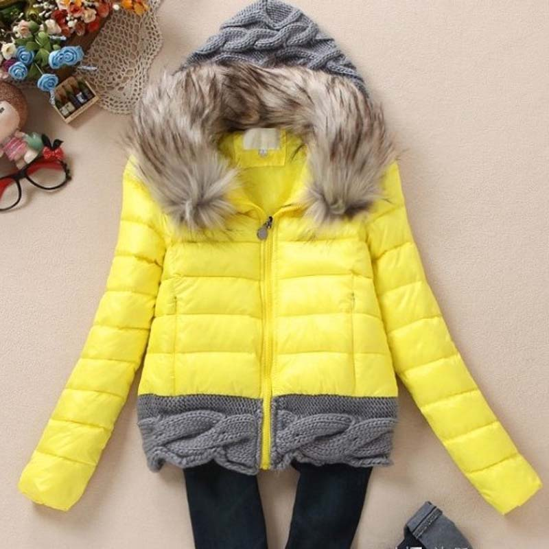 Aliexpress.com : Buy 1PC Winter Jacket Women Winter Coat Cotton ...