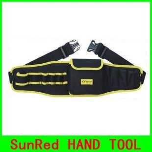 Tool Parts Motivated 14-pocket Tool Pouch,waist Bag,universal Tools Bag Oxford Composite Material,no.05149,wholesale And Retail