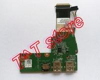 original 7559 Laptop USB Audio Board W Cable 0WC976 DAAM9API8D0 G5WGR cn 0G5WGR 0G5WGR test good free shipping