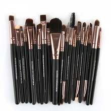 20 Pcs Professional Soft Cosmetics Make up Brushes Set Tools maquiagem Makeup Brushes