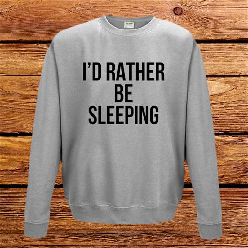 2016 AutumnLetter Print Sweatshirts I