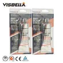 Visbella Satandard A Quality Acetoxy RTV Gasket Maker Grey 85g 2 PC Lot