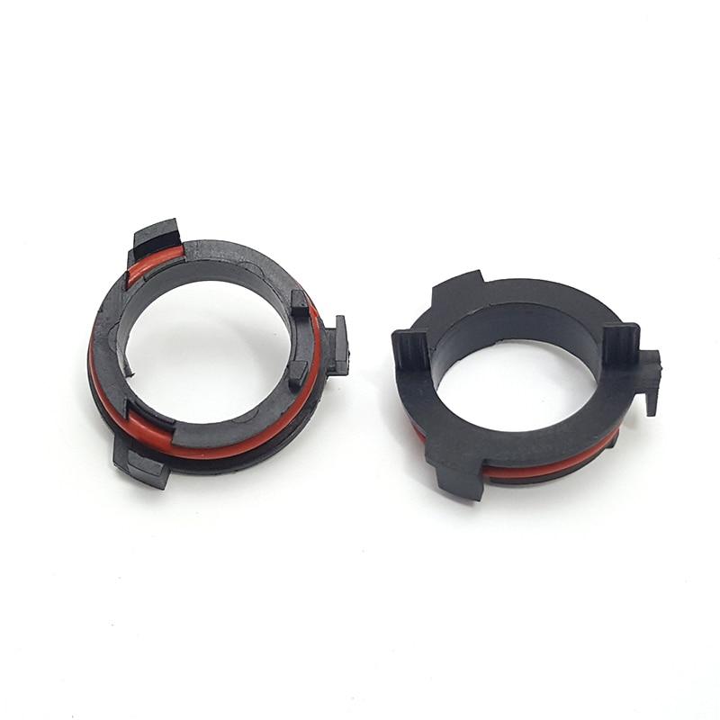 2x H7 HID LED Xenon Adapter Halter Base Für Vauxhall Opel Astra MK4 G Corsa