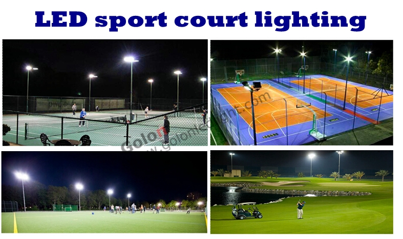 Buy 2016 new led football field lighting for Sport court pricing