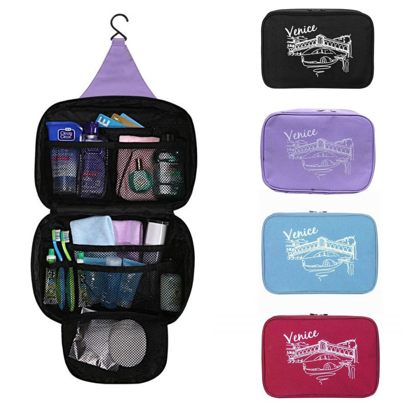 Cosmetic Makeup Organizer Storage Bag Travel Wash Toothbrush Pouch Women Men Toiletry Outdoor In Bags From Home