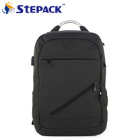 2017 New Brand Men S Backpack Laptop Bag USB Charging Backpacks Big Capacity High Quality Student