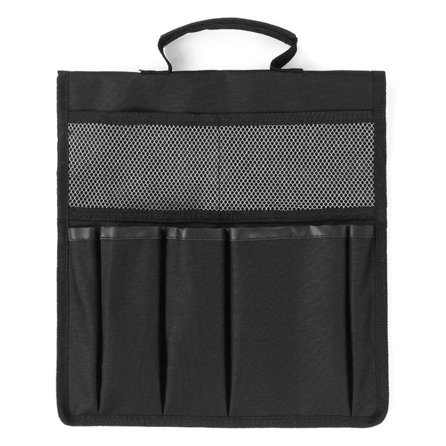 Foldable Stool Tool Storage Bag 600D Oxford Fabric Garden Tool Bag Tool Pouch For Kneeler Bench Folding Bag Stool Side Pocket 5