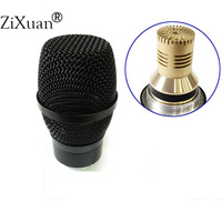 Replace KSM9HS Wireless Microphone Core Head Handheld Condenser Capsule Cartridge for Shure PGX58 PGX24 SLX24 SM58 87A 288 KSM9
