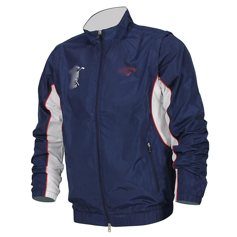 2016 New Golf font b Clothing b font Men Vest Men Waistcoat Sleeveless Shirt Keep Warm