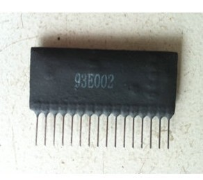Быстрая Свободная перевозка груза! 93E002-электронные компоненты для экскаватора-Thick film circuit