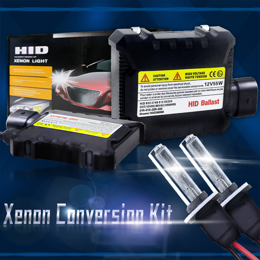 JGAUT voiture HID phare H1 H3 H4 Xenon H7 H11 H13 9004 9005 HB3 9006 880 12 V 110 W antibrouillard Automobile salut/Lo faisceau 3000 K-12000 K