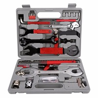 Mechanic Bike Bicycle Cycling Tool Kit Set 37pcs Home Convenient Use Repair Tools