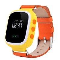 תינוק watch עם מסך מגע GPS שעון חכם מיקום שיחת SOS DeviceTracker לבטוח ילד אנטי אבוד צג