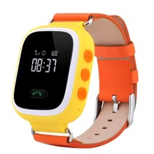 Meboyixi Brand Safe Kid GPS Smart Watches Phone Wristwatch SOS Call GSM Locator Map Tracker relogio masculino feminino saat