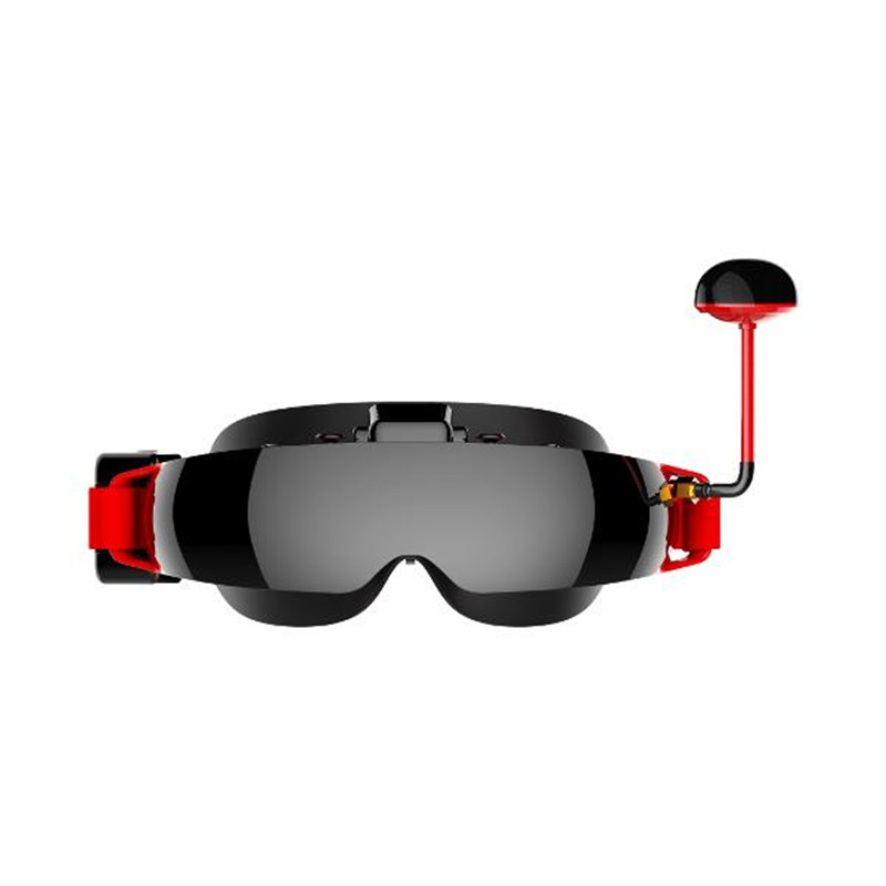 TOPSKY F7X V2 2D 3D 5,8G 40CH 16:9 FPV очки с Батарея Поддержка HD Порты и разъёмы DVR для модели RC FPV Drone VS Eachine EV200D