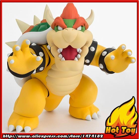 100% figurine originale BANDAI Tamashii Nations S. H. Figuarts (SHF)-Bowser de Super Mario100% figurine originale BANDAI Tamashii Nations S. H. Figuarts (SHF)-Bowser de Super Mario
