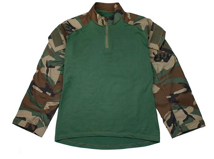 Woodland USMC L9 Combat Shirts DEVGRU Mission Tactical Military Shirts Long Sleeve+Free shipping(STG050983) ботинки usmc американской морской пехоты