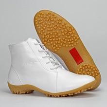 herfst golfschoenen dames golf sportschoenen waterdicht ademend dames witte schoenen training meisjes loopschoenen topkwaliteit grijs 2 colo