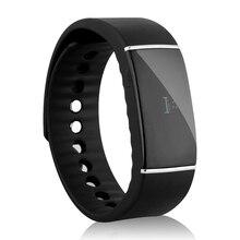 มหาบลูทูธ4.0สุขภาพสายรัดข้อมือกีฬาออกกำลังกายการตรวจสอบติดตามการนอนหลับsmart watchสีดำ