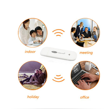 3G Car Routers Mobile Wifi Hotspot  Mifi DongleCar USB Modem 7.2Mbs Mini Wireless Universal Broadband with SIM Card Slot