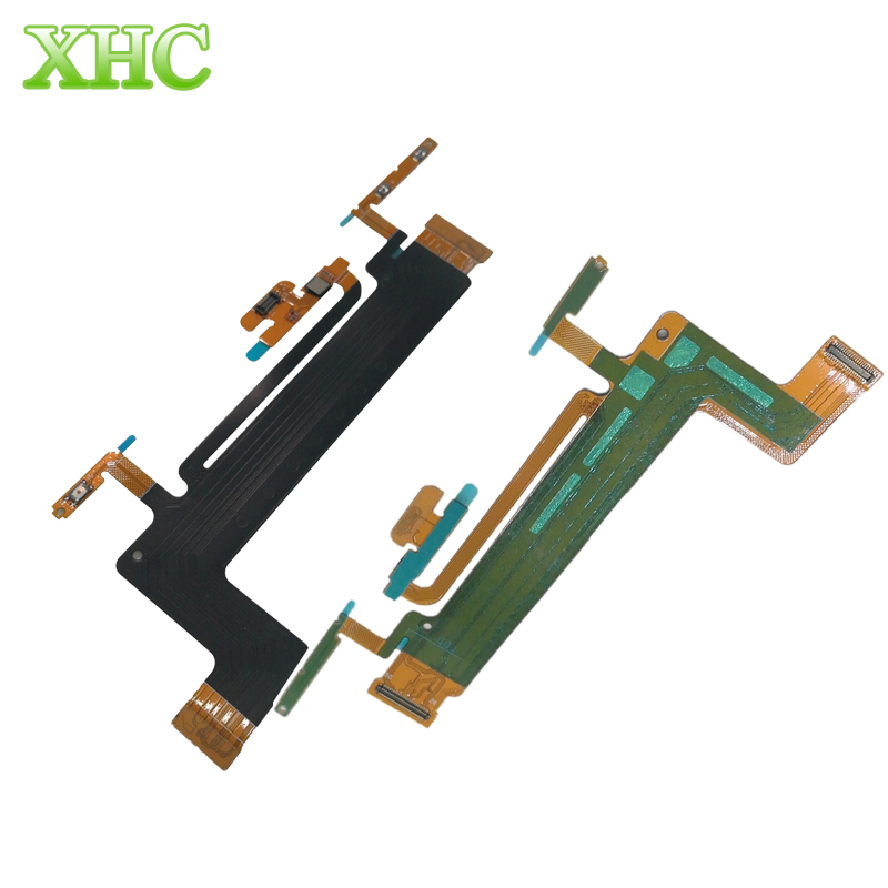 Power Volume Button Flex Cable for Sony Xperia XA2 XA2 Ultra for Sony Xperia XA1 Plus Replacement Power Button Repair CablePower Volume Button Flex Cable for Sony Xperia XA2 XA2 Ultra for Sony Xperia XA1 Plus Replacement Power Button Repair Cable
