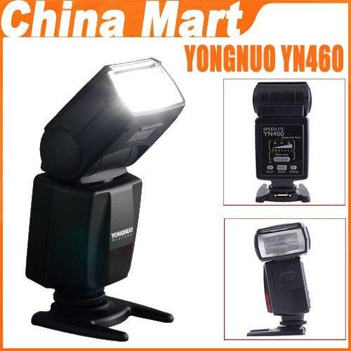 YONGNUO YN460 Speedlite Camera LED DLSR Light Macro Photography LED for Canon Nikon Pentax Olympus