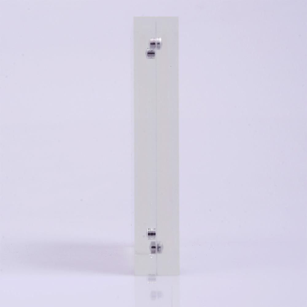 8x8 zoll Quadratische Form Free standing Plexiglas Plexiglas Magnet ...