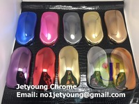 JETYOUNG Customized Service Spray Chrome Plating Service Sample Service Spray Chrome Plating Factory