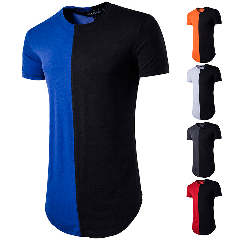 Popular Extra Long T Shirts For Men Buy Cheap Extra Long T