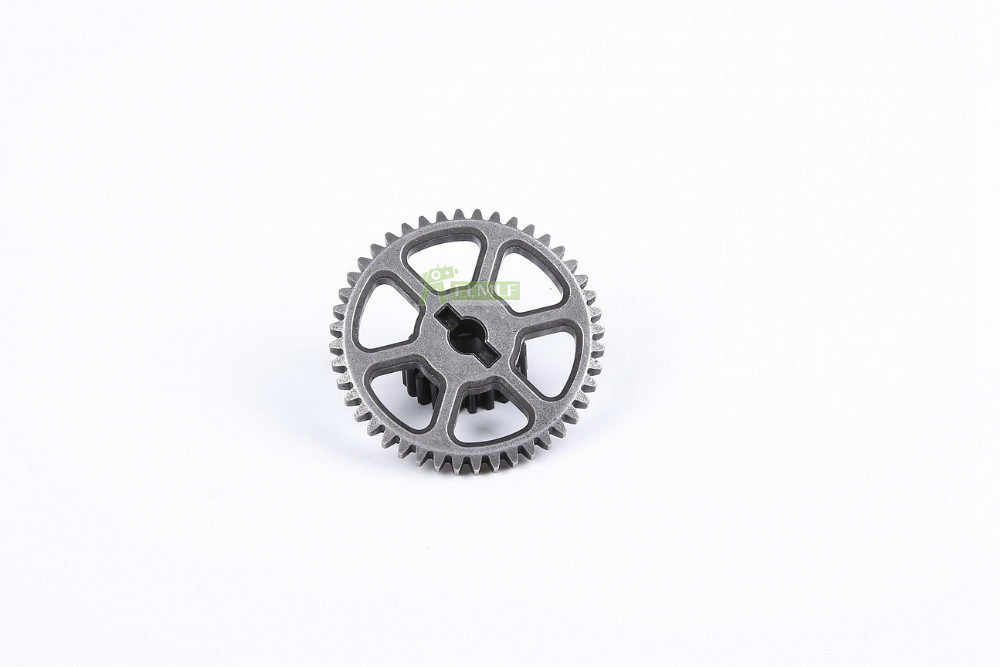 Two-level Drive Big Gear 44T Fit for 1/8 HPI Racing Savage XL FLUX Rovan TORLAND Monster Brushless Truck Parts