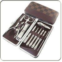11-in-1 Rvs Teen Acryl Nagelknipper Set Cutter Trimmer Manicure Gratis verzending groothandel