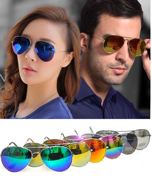 ab7fd461e0 2015 new fashion UV sunglasses retro Sale Designer Blue Mirror Sunglasses  Silver Mirror Vintage Sunglasses Women Glasses Hot