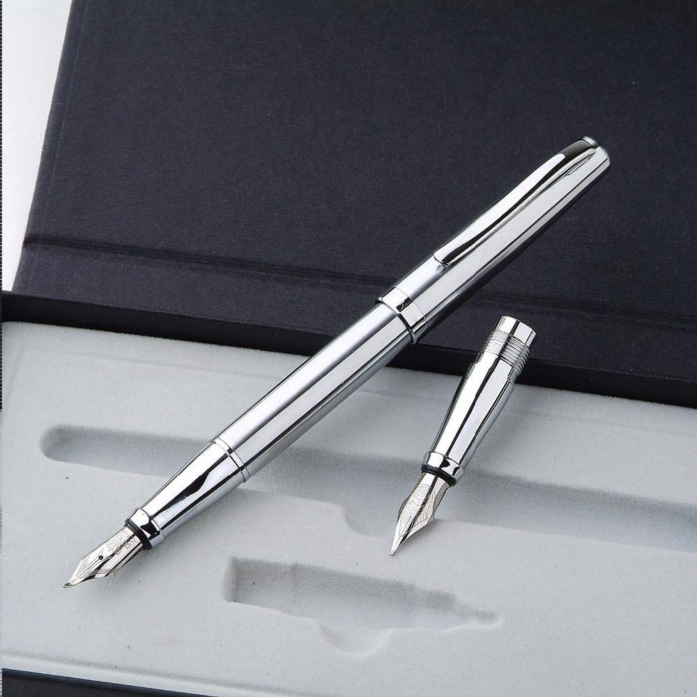 Duke 209 double head steel hopkinson fountain pen art pen double slider dual pen  FREE shipping радиатор отопления stout space 350 биметаллический 4 секции srb 0310 035004
