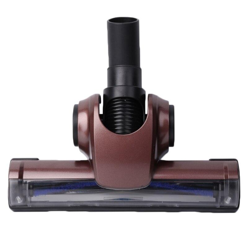 32mm European Version Vacuum Cleaner Accessories Air Brush Cleaning Floor Carpet 32mm carpet dust cleaning brush head floor vacuum cleaner brush head part for 32mm european type vacuum cleaner