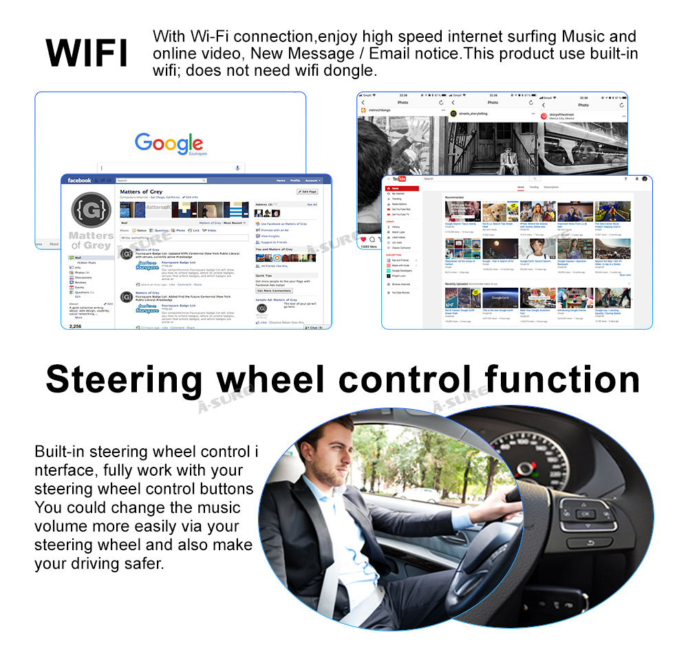 Android 8.1 10 Zoll 8 core VW Tiguan GPS DAB + 4G DSP WIFI IPS BT 69