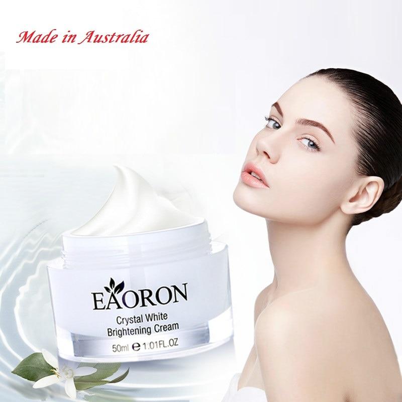 Original Australia Eaoron Crystal White Brightening Cream All-in-One Moisturizing Day Cream 50g Hydrate Brighten Prime the Skin кремы dr hadubadu renew hydrate cream