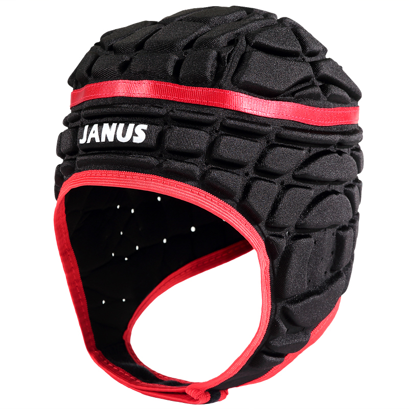 2018 Pressional Men Football Soccer Goalkeeper Helmet Sports Rugby Scrum Cap Headguard Goalie Roller Hat Head Protector Helmet