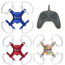 High Quqlity K700 RC MINI Quadcopter 2.4G 4CH 6-Axis Gyro Headless Mode Without Camera Gift For Children Toys Wholesale