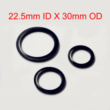 50 PCS Rubber Full Package Type Metal & Bonded oil plug gasket Seal Anti-rust O Ring Fit M22