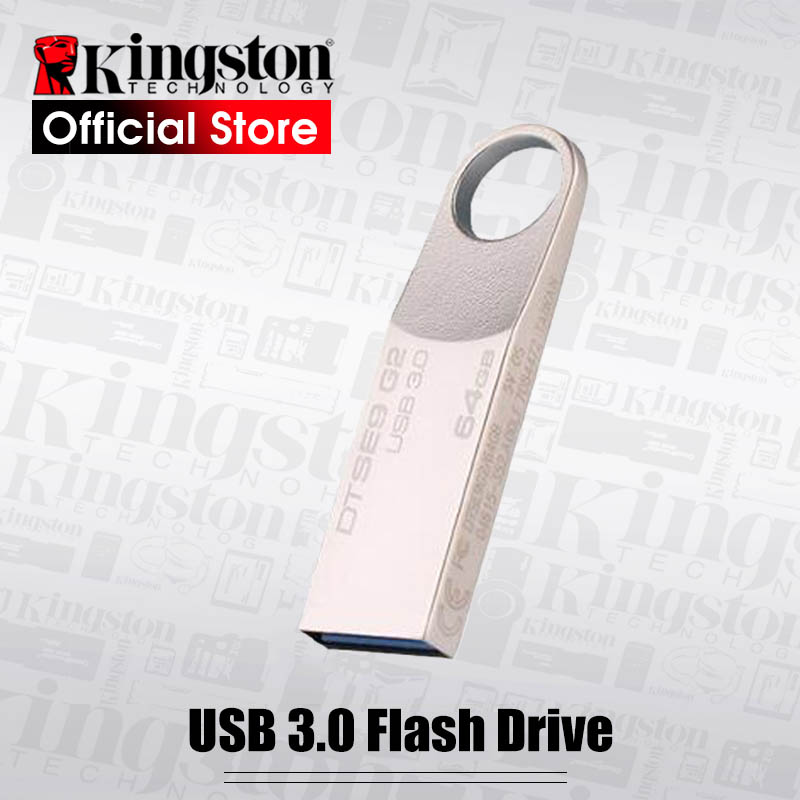 Kingston 32GB DataTraveler SE9 G2 USB 3.0//2.0 Flash Drive 100mb//s DTSE9G2//32GB