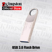 Kingston-lecteur Flash USB, 64 go, 16 go, 32 go, 3.0 go, 128 go, 8 go, Pendrives U Stick DTSE9G2, lecteur stylo, mémoire Flash en métal