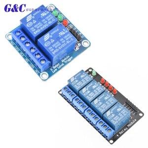 2 4 Channel Relay Module Inter