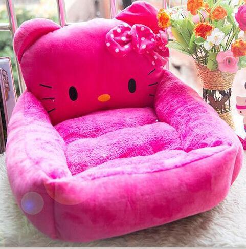 Compra hello kitty camas para mascotas online al por mayor for Cama kawaii