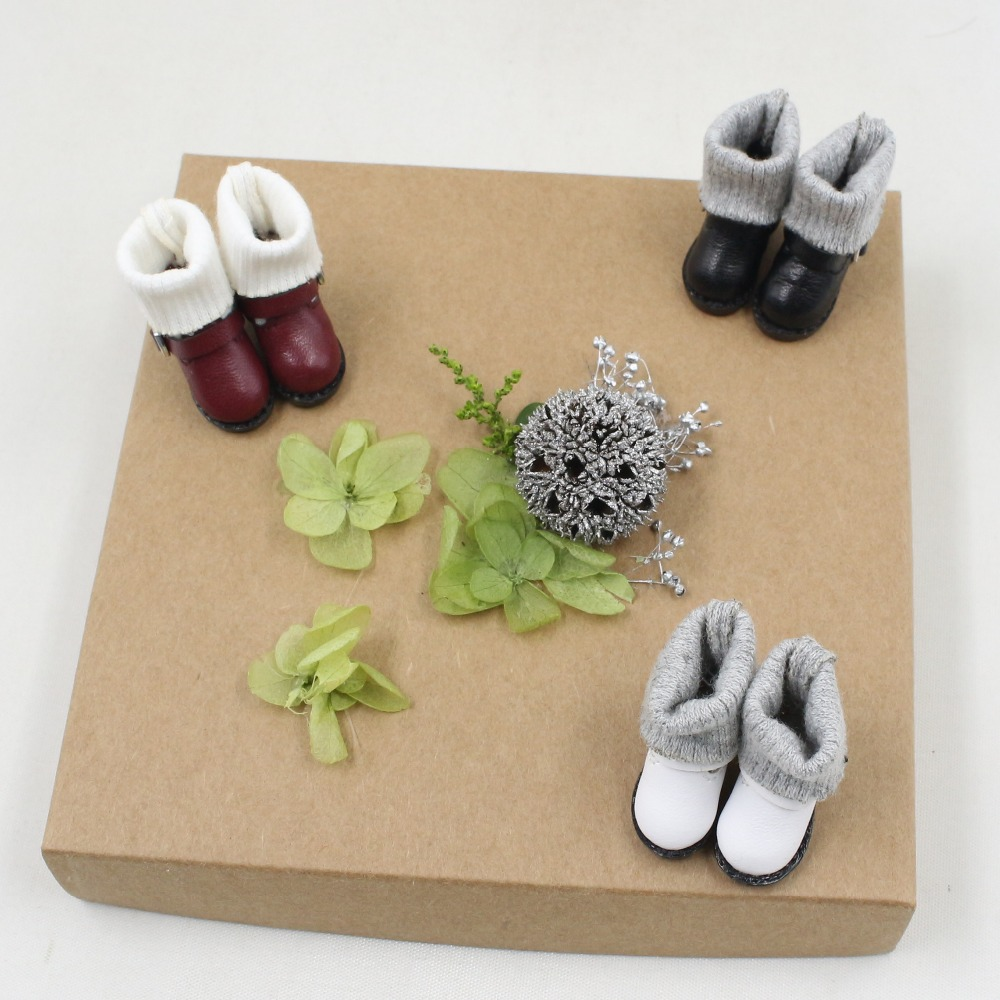 Neo Blythe Doll Cozy Boots 3