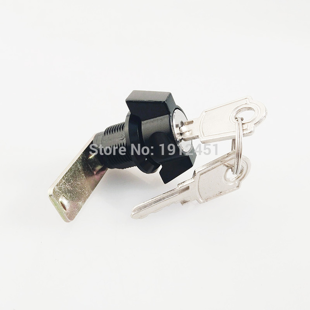 Cabinet Lock MS815 2 Drawer Cam Lock For Cabinet Door Zinc Alloy Lock Body  With